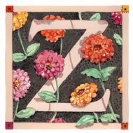 Z is for Zinnia