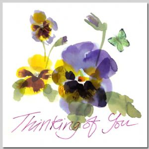 Pansies - Thinking of You