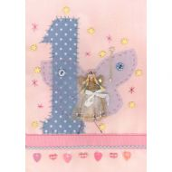 Fairy Friends Birthday Card Age One