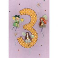 Fairy Friends Birthday Cards Ages 1 - 9