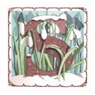 S is for Snowdrop