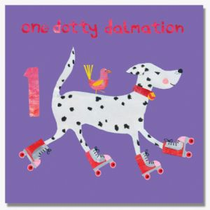One Dotty Dalmatian