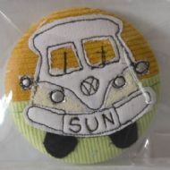 Sun Campervan Bottle Openers & Magnets